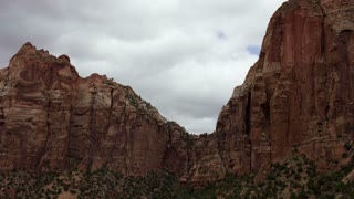 Zion Rock Formation Timelapse