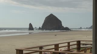 Zoom In On Oregon Cannon Beach