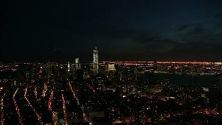 Zooming NYC at Night