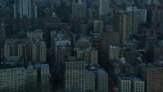 Zooming Out Overview of NYC