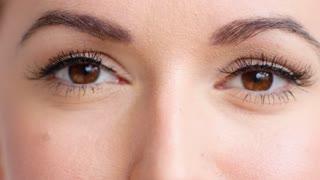 Close Up Shoot on Female Eyes