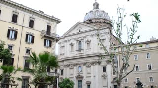 Architecture of Rome, Italy