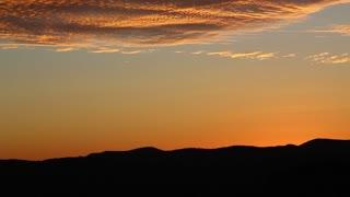 Namibia, Africa - sunset sun evening