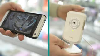 video camera for tracking and monitoring sends a signal to your phone