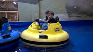 Water Attraction for children Boat