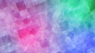 Abstract colorful animated motion background