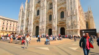Cathedral, Milan, Italy