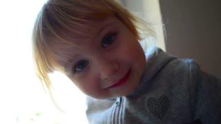 Child Little girl smile