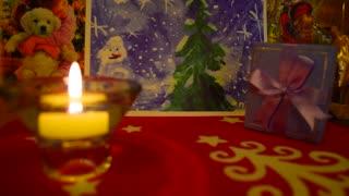 Christmas background, Xmas pattern