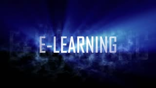 E-learning intro.
