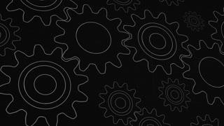 Engeneering, techno background