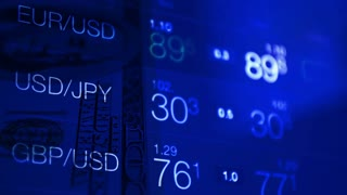 Financial markets, forex.