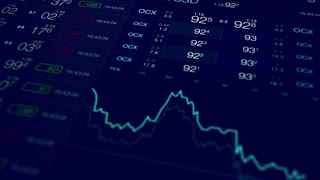 Forex, stock market trading