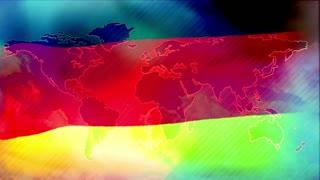 Germany symbol, German flag