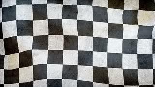 Сhequered finish flag background