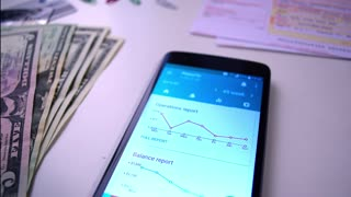 Home finance smartphone app