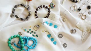 Jewelry video background