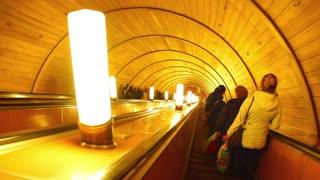 Metro, Moscow subway