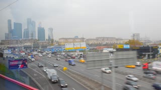 Moscow megalopolis, financial district