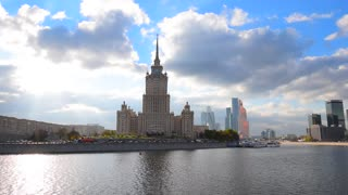 Moscow panorama, Russia