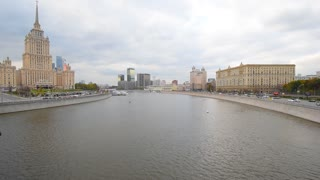 Moscow river, Russia