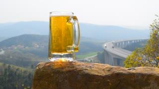 Mug of Beer concept