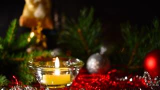 Christmas decoration, New Year