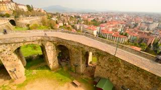 Panoramic Bergamo