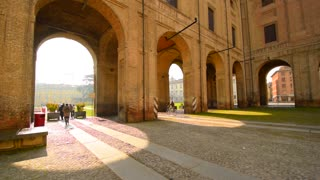 PARMA, ITALY: Architecture of the Parma