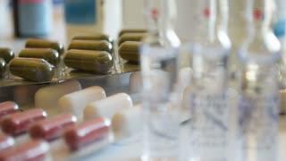 Pills and medicaments