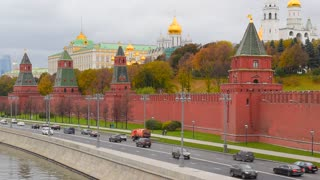 Russia, Moscow, Kremlin.