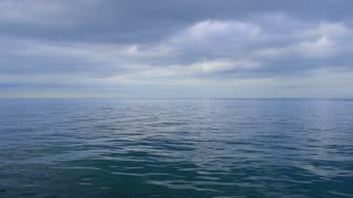 Sea water video background