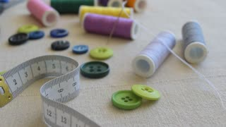 Handmade concept, Sewing