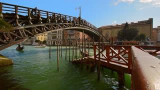 Venice bridge, Italy.