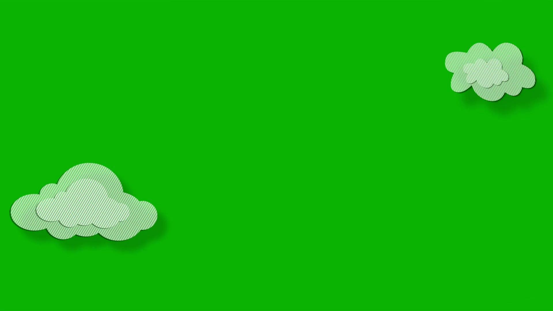 Child Intro Background Green Screen ...