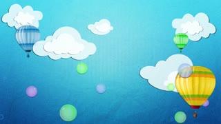 Children, Baby cartoon background.