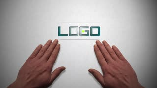 Clean Animated Logo Reveal