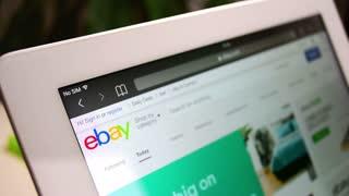 Ebay Shop Website