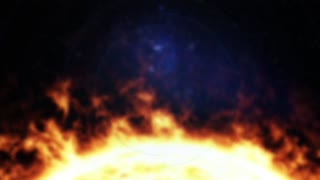 Sun Fire Logo Opening