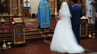 Religion Wedding in Orthodox Church