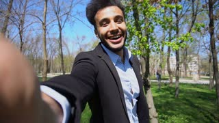 Muslim calls girlfriend after dentist and showing new white teeth in slow motion