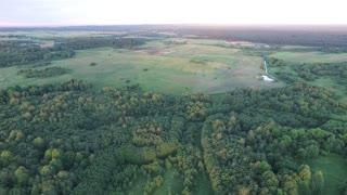 Flight Over Landscape 18