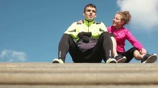 runner back injury and massage