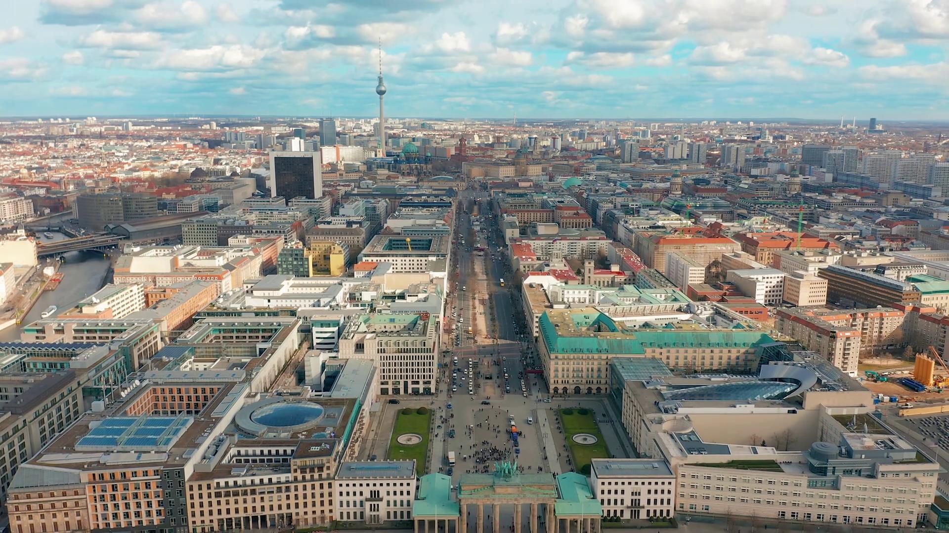 Berlin, Brandenburg