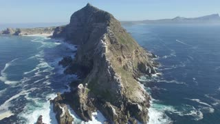 Flying Over Cape Point, Cape Town