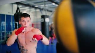 Boxer focuses on impact