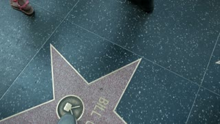 Paul Anka star on the Hollywood Walk of Fame