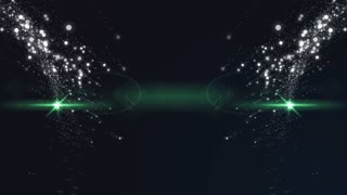 Pavilion Particles Logo Animation