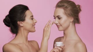 Skin care concept video