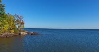 Lake Superior Aerial Flyover